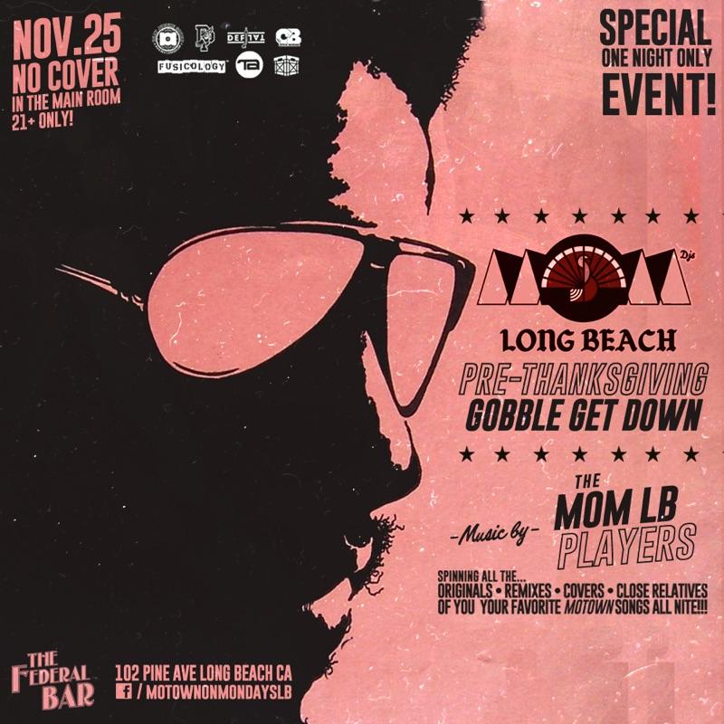 Motown Mondays Long Beach