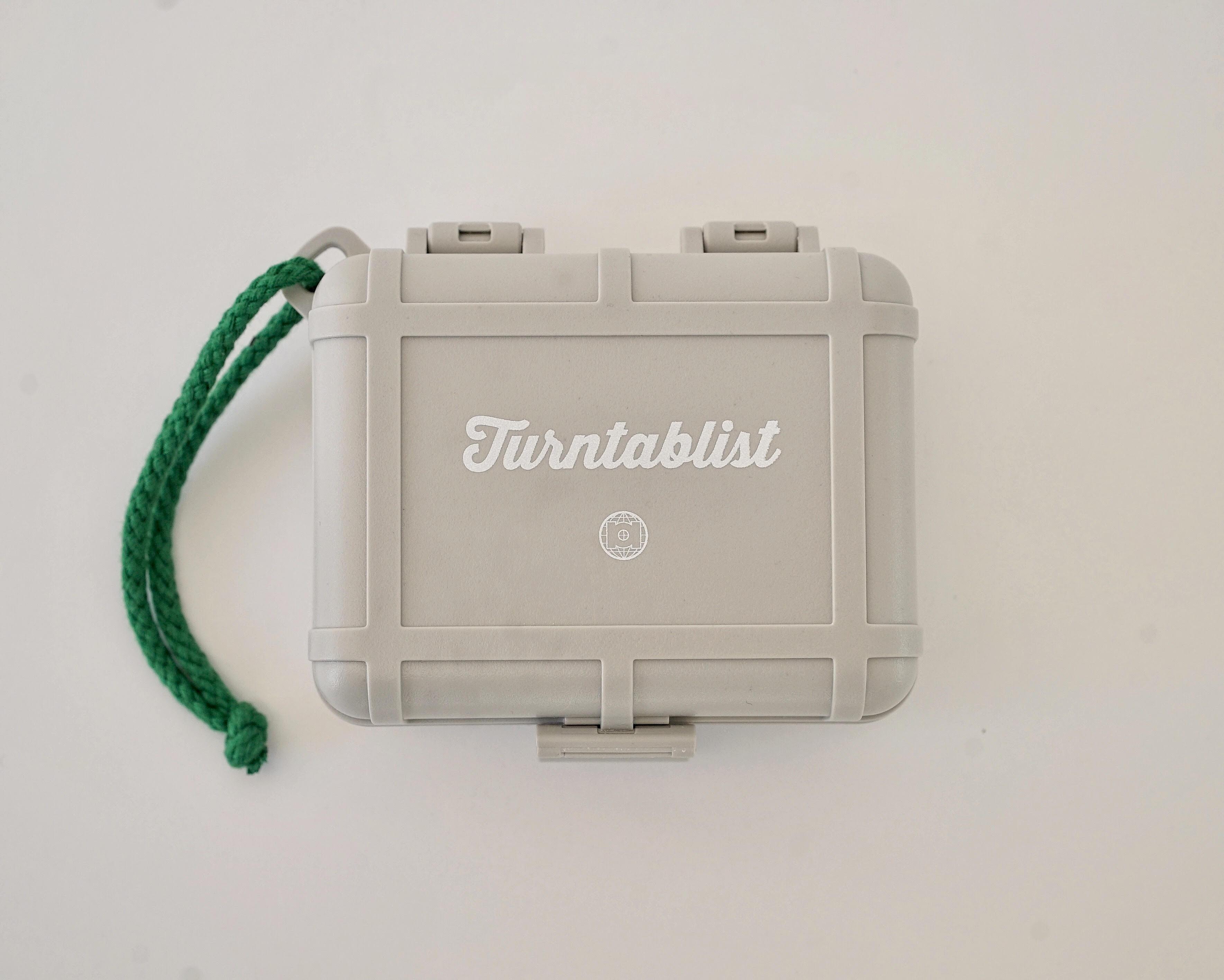 Turntablist Needle Case