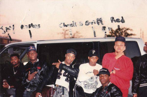 Ghetto Boys Touring with Public Enemy