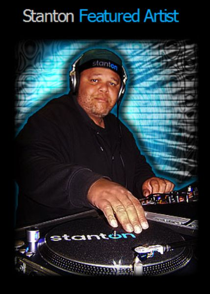 DJ Ready Red Official Stanton DJ